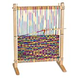 Melissa & Doug Multi-Craft Weaving Loom