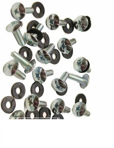 Body Screws Pocket Bike Parts X1 X2 X7 Cateye Mta1 Mta2 Mta4 Lucky 7 X15 X18 -SCOOTER PALACE KEY CHAIN