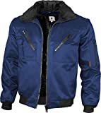 PILOTJACKE 60%CO/40%PES
