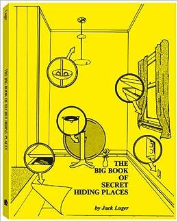 Secret hiding places your home