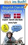 Engelsk Dansk Vittighedsbog 1: Englis...