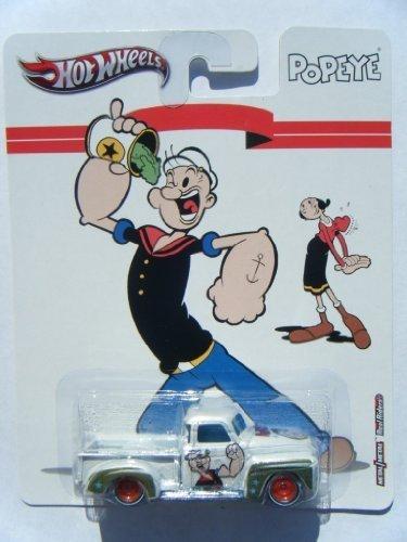 2013 Hot Wheels Pop Culture '52 Chevy - Popeye