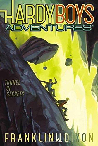 Tunnel of Secrets (Hardy Boys Adventures)