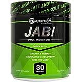 GT Nutrition USA Jab Green Rush Supplement, 321 Gram