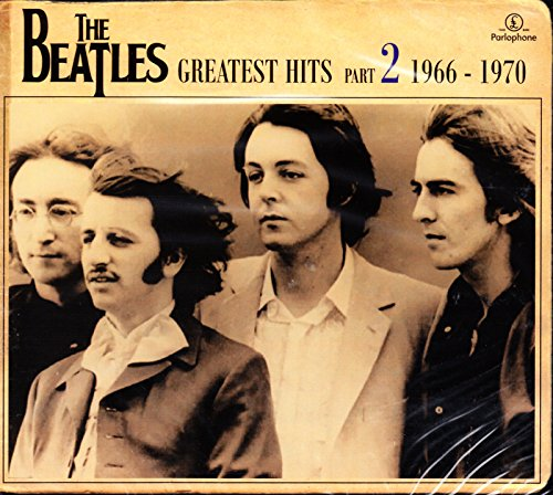 The Beatles - Greatest Hits Part 2 (1966 - 1970) - Zortam Music