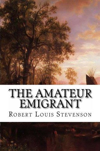 The Amateur Emigrant PDF