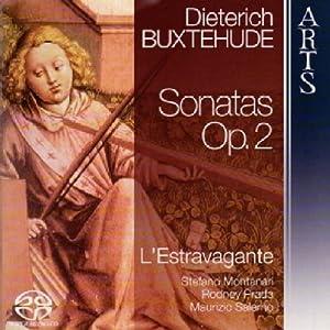 Buxtehude: Trio Sonatas Op 2