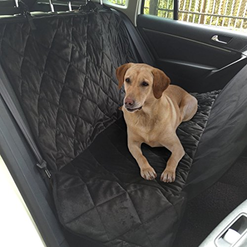 Topist-Dog-Travel-Hammock-Back-Seat-CoverDurable-Super-Soft-Heavy-Gauge-Waterproof-Fabric-Pet-Car-Seat-Covers-Dog-Hammock-Protect-Your-Car-Truck-or-SUV-From-Dirt-Hair-or-DanderA-Free-Pet-Car-Safety-Be