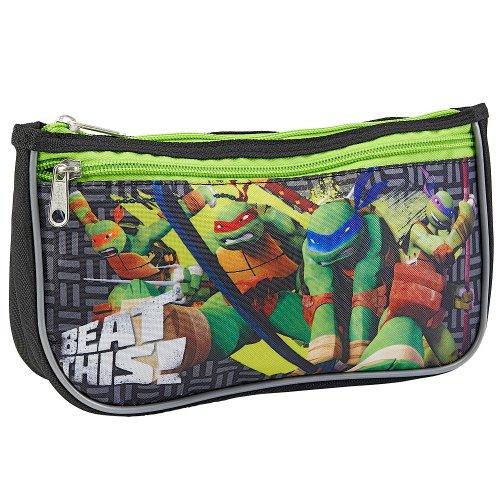 Teenage Mutant Ninja Turtles Gadget Case - Black - 1