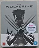 Image de The Wolverine 3D/2D (Blu-ray SteelBook) (HMV Exclusive) [UK Import]