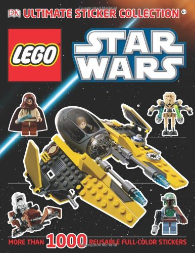 Lego Star Wars Ultimate Sticker Collection (ULTIMATE STICKER COLLECTIONS)