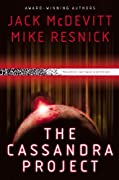 The Cassandra Project by Jack McDevitt, Mike Resnick cover image
