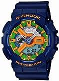 [カシオ]CASIO 腕時計 G-SHOCK ジーショック Crazy Colors 【数量限定】 GA-110FC-2AJF メンズ