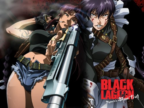 Black Lagoon: Roberta's Blood Trail OVA Sesaon 1
