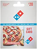 Dominos Pizza Gift Card $20
