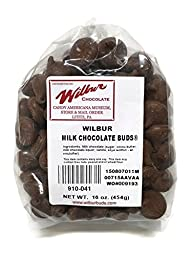 Milk Chocolate Wilbur Bud - 1#