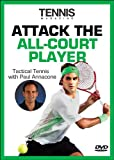 Attack the All Court Player DVD (Tennis ...