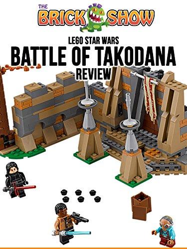 LEGO Star Wars Battle On Takodana Review (75139) on Amazon Prime Video UK
