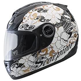 Scorpion EXO-700 Graphic Motorcycle Helmet - Fiore