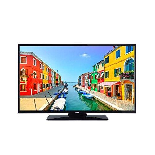 """Haier LDH32V100 32"""" HD ready Wifi Negro LED TV - Televisor (HD ready, A, 16:9, 1366 x 768, 720p, Negro)"""