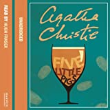 """Five Little Pigs (Audible Audio Edition)By Agatha Christie        9 used and new from $13.89    Customer Rating:     First tagged """"cooking"""" by askawy """"ANN MACDONALD"""""""