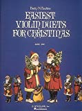 img - for Easiest Christmas Duets - Book 1: Score and Parts book / textbook / text book