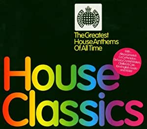 Various artists ministry of sound house classics 1990 for Classic 90s house mix