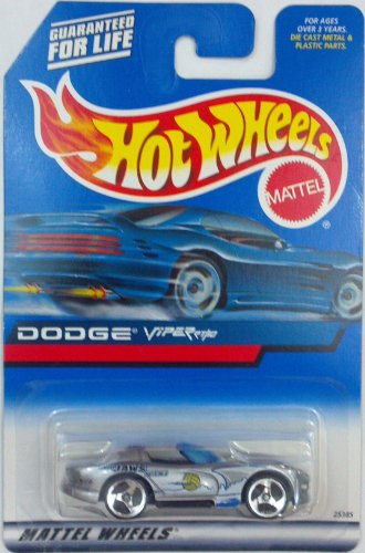 Hot Wheels Dodge Viper RT10 #178 Year: 2000