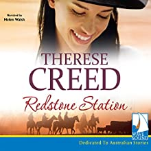 Redstone Station (       UNABRIDGED) by Therese Creed Narrated by Helen Walsh
