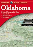 Oklahoma Atlas & Gazetteer (0899332838) by DeLorme