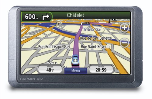 Garmin Nuvi 255W Widescreen Satellite Navigation System with Full EU Mapping
