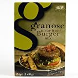 Case of 6 x Granose Meat Free Burger Mix (174G)