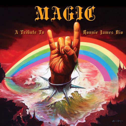 VA - Magic A Tribute to Ronnie James Dio-2010-MCA int Download