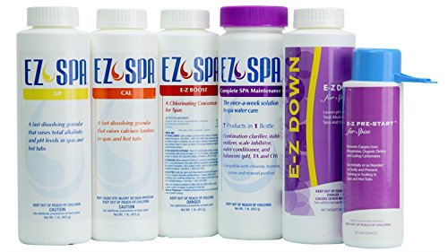 ez-spa-care-kit