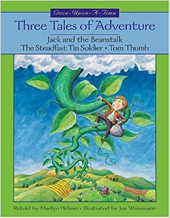 Three Tales of Adventure (Once-Upon-a-Time)
