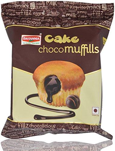 Britannia Cake - Choco Muffills, 35g Pouch