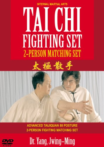 Tai Chi fighting set dvd