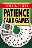Patience Card Games (Collins Gem) (0004720164) by Diagram Group