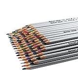 NIUTOP 72 Color Premier Art Colored Pencils / Zeichnung Bleistifte für Künstler Skizze / geheimen Garten Färbung buchen / Kinder Künstler schreiben / Manga Artwork, Set von Marco 72 sortierte Farben
