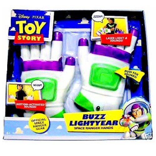 Toy Story Buzz Lightyear Space Ranger Hands (Buzz Lightyear Space Ranger compare prices)