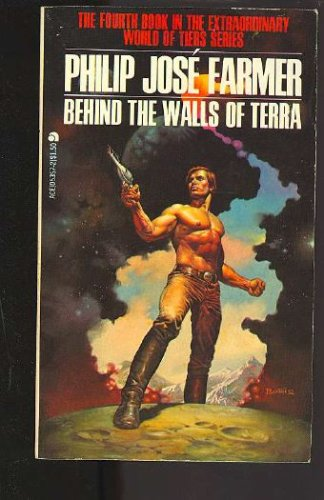 Behind the Walls of Terra (World of Tiers #4), Farmer,Philip Jose