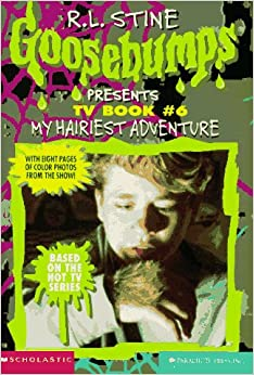 My Hairiest Adventure (Goosebumps, #26) by R L Stine — Reviews