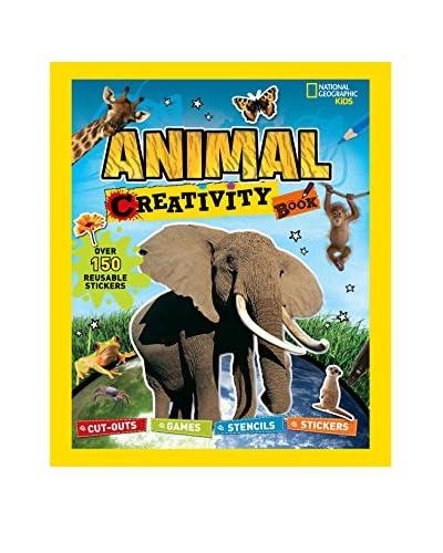National Geographic Kids: Animal Creativity Book
