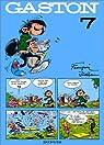 Gaston, Tome 7 : Un gaffeur sachant gaffer : Edition limit�e par Franquin