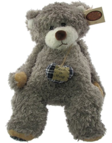 Ganz Cottage Collectibles Cubby Need a Hug Teddy