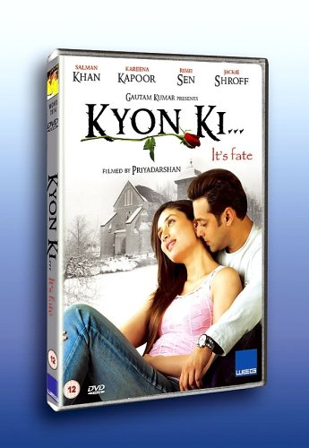 Kyon Ki [DVD]: Amazon.co.uk: Salman Khan, Kareena Kapoor, Rimi Sen ...
