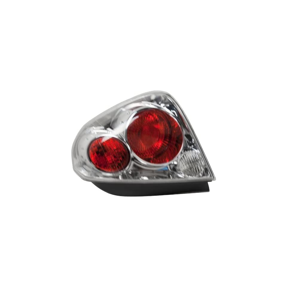 OE Replacement Nissan/Datsun Altima Passenger Side Taillight Assembly (Partslink Number NI2801164) Automotive