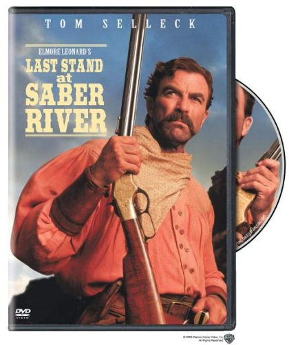 Last Stand At Saber River [DVD]