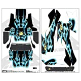 Graphics Kit: Tribal Flame Blue: TRA: SLH, SLY