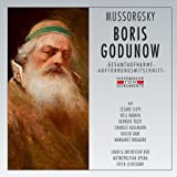 Boris Godunow Chor & Orchester der Metropolitan Opera